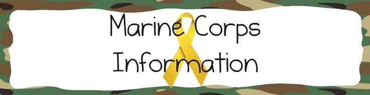 Beyond the Cammies: Marine Corps  #marine wife