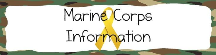 Beyond the Cammies: Marine Corps  #marine wife
