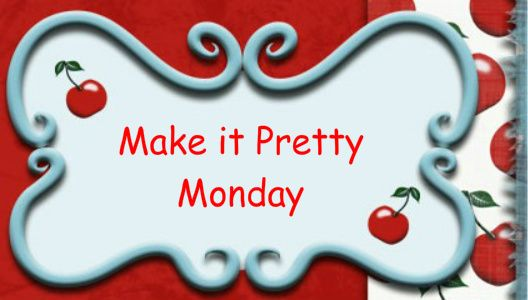 Make It Pretty Monday  The Dedicated House: Link Parties, Fall Pumpkin, Blog Parties, Friends Gifts, Blog Stuff, Linki Parties, Blog Hop Linki, Dedication Houses, Decor Blog