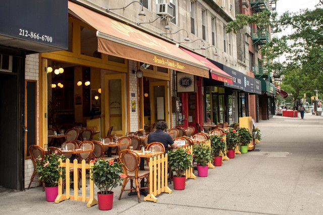 Upper West Side Restaurants
