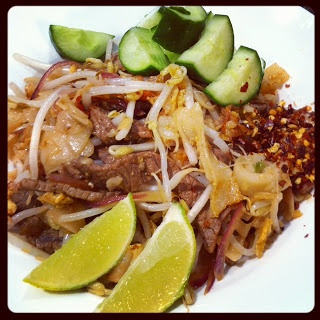 My Big Nutshell: You want to cook this Pad Thai tonight #serial!