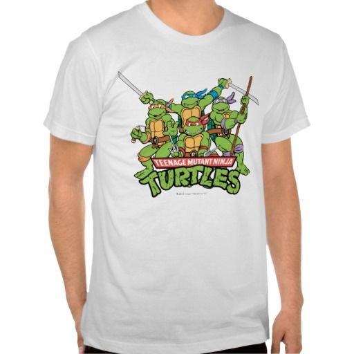 10 best teenage mutant ninja turtles images on pinterest for Where can i buy ninja turtle shirts