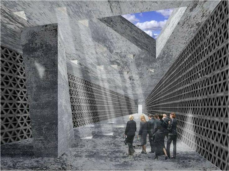 62 best arquitectura funeraria del futuro images on for Arquitectura funeraria