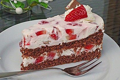 Yogurette-Torte 6