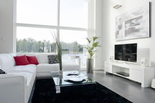 Rantakivi - Olohuone | Asuntomessut
