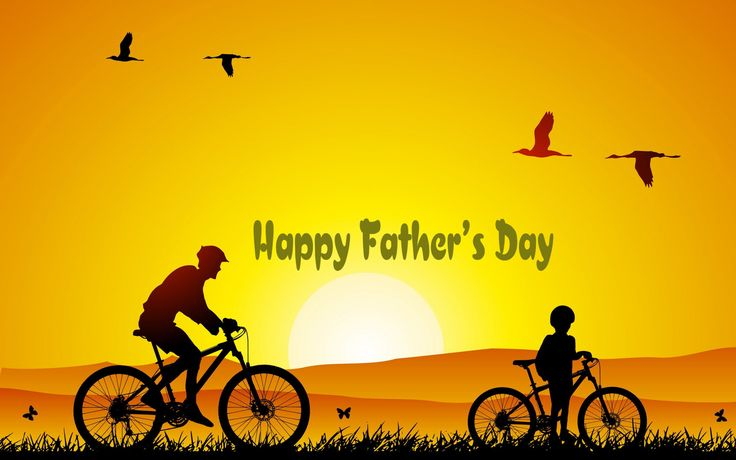 Happy Father's Day HD Wallpaper For Friends