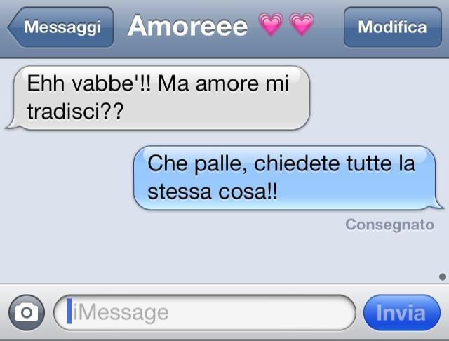 #iphone, chat iphone, iphone messaggi, #messaggiphone