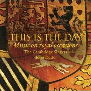 Love John Rutter and the Cambridge Singers!