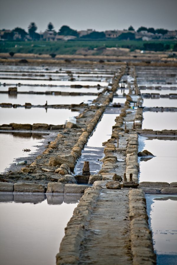 The Saltpans in Marsala (Sicily) by Francesco Scirè on 500px