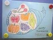 cornucopia crafts for preschoolers - Bing Images