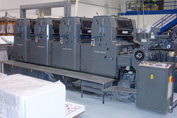 Things To Remember While Working On An Offset Printing Press