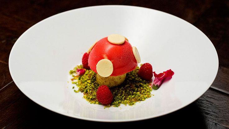 Toadstool - A Messina Inspired Dessert - Theresa Vistintin (Contestant)