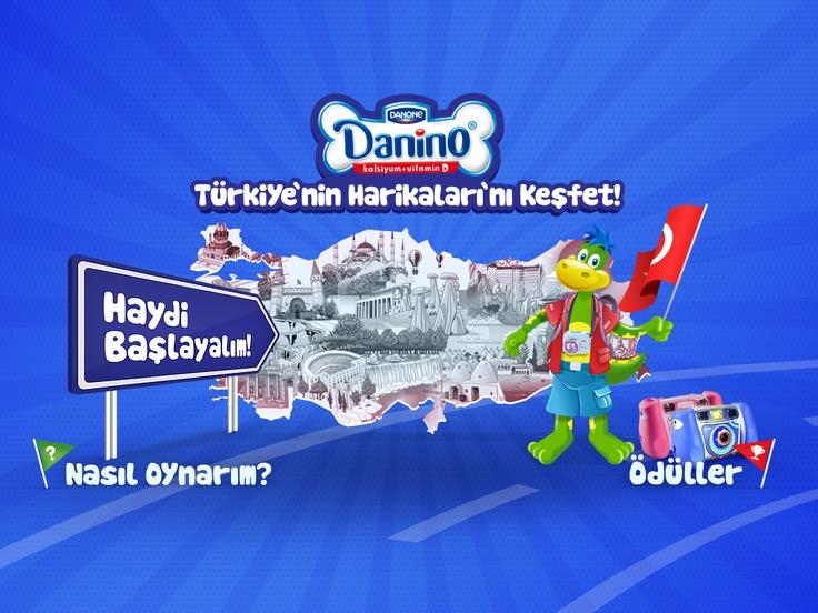 Danino - Wonders of Turkey  http://www.danino.com.tr/turkiyeninharikalarinikesfet