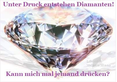 Unter Druck Entstehen Diamanten