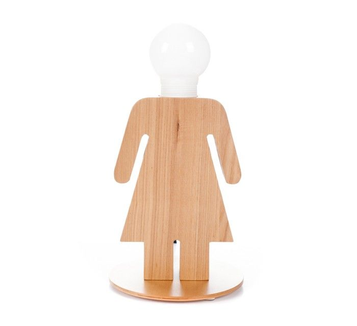 Embla - the first woman according to norse mythology. Stylish lamp from Straale, norway .#Norway #Wooden #lamps #Straale #Lunelamper