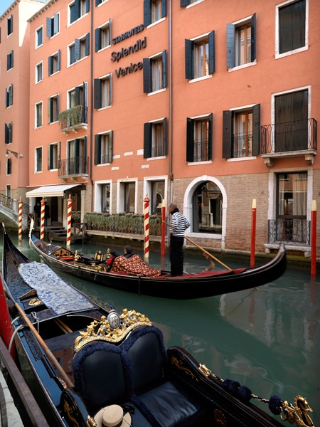 This is the Best Hotel in Venice, Great location, and you can gat a boat right to the airport across the lagoon.