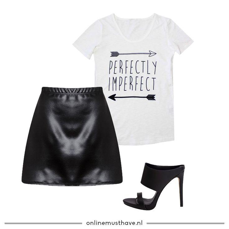 Show die mooie zomer benen in dit leuke outfitje! En met deze muiltjes is jouw outfit ready to rock! ❤