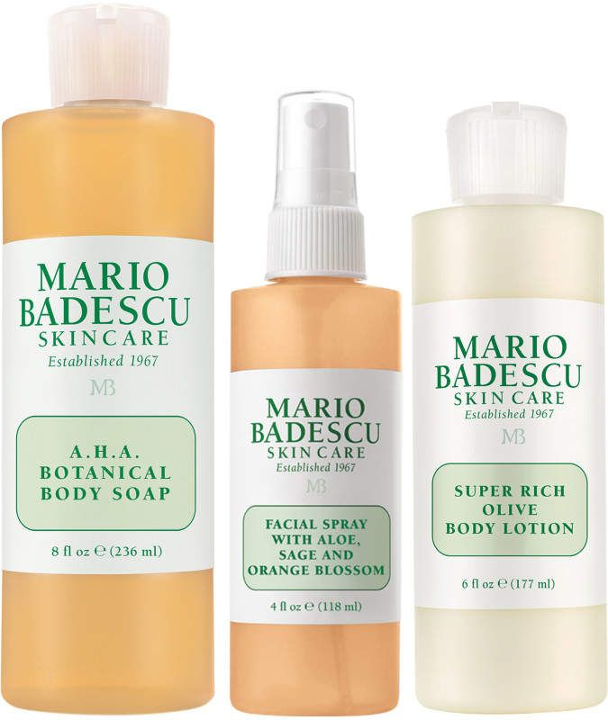 Mario Badescu Revitalize Glow Gift Set Health And Beauty