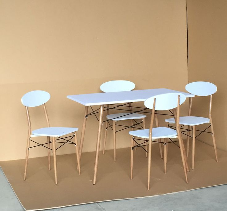 DSW Replica FurnitureNew Dinning Tableu0026Chairs with Natural