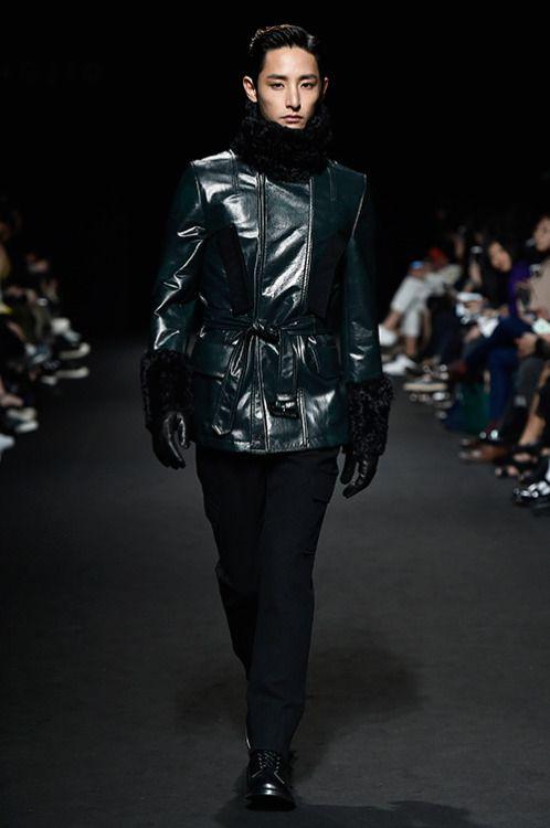 Lee Soo Hyuk - Song Zio Fall 2015 Seoul Fashion Week