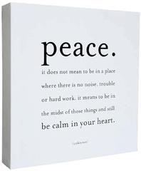 peaceMagnets Quotes, Mindfulnes, Quotes Scripture Faith, Favorite Quotes Scriptures, Peace, Canvas, Quotes Mantra, Quotable Quotes, Lifestyle Inspiration