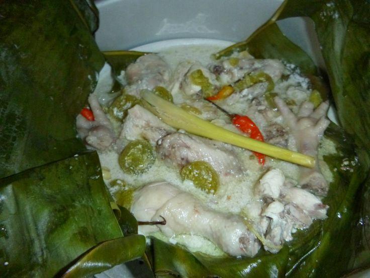 Masak Ala Mom Nayla: Garang Asam Ayam
