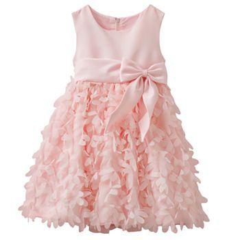 Princess Faith Petal Dress - Toddler