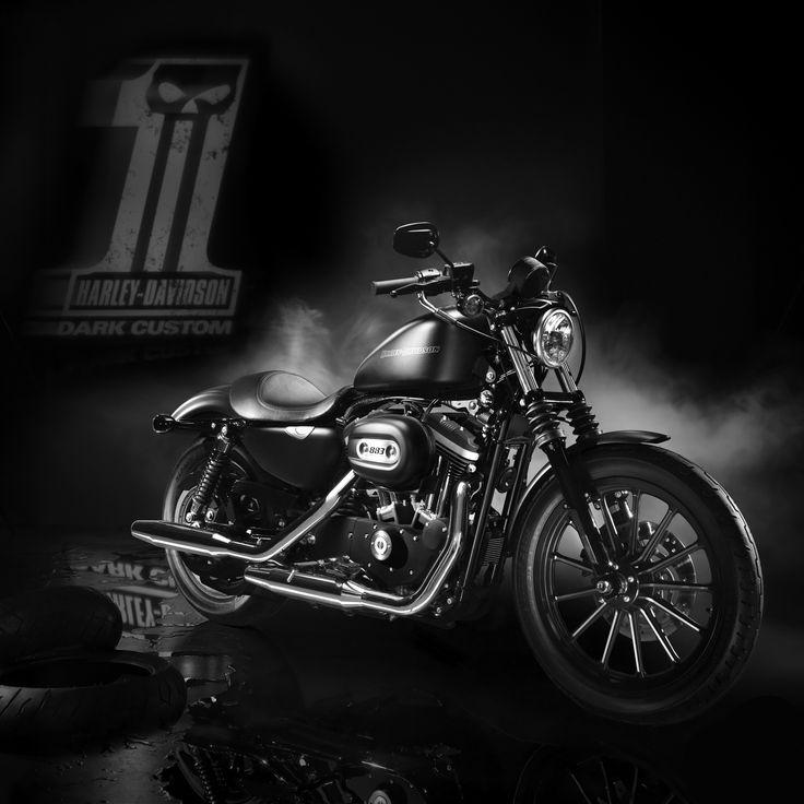 Harley Davidson Wallpaper: 17 Best Ideas About Harley Davidson Dark Custom On