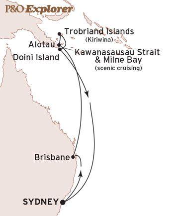 Cruise Maps