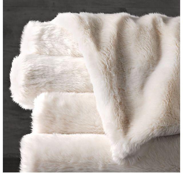 Fuzzy blanket  c o z y  f a c t o r  Pinterest  White