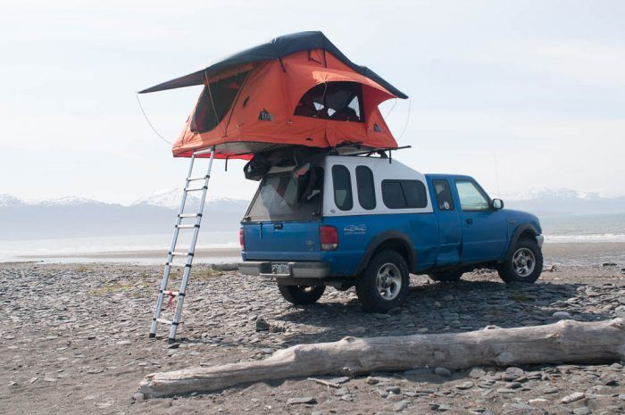 A Car Top Tent Changed The Way I Camp Survival Gears