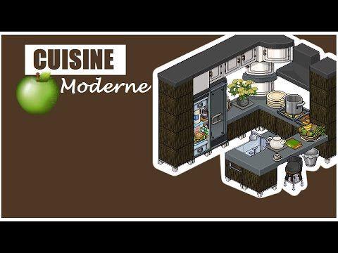 Tuto Habbo Cuisine Moderne Cuisine Habbo Moderne Habbo
