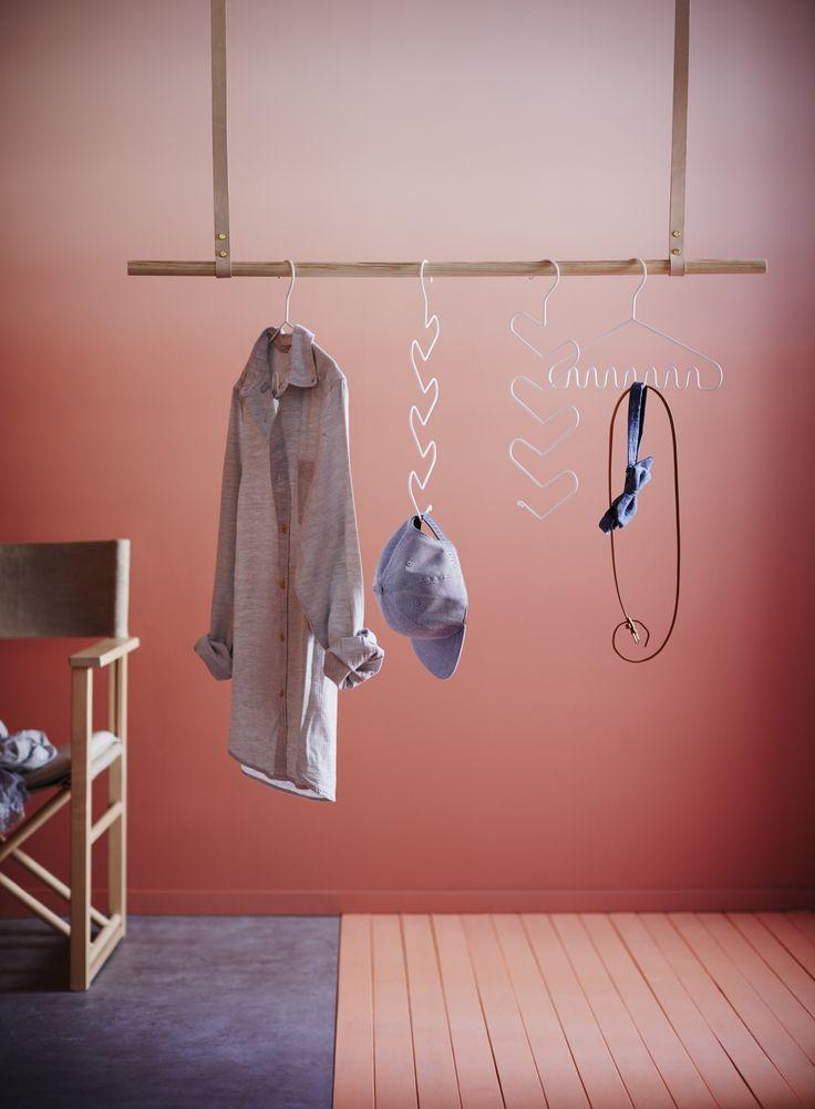 25 beste idee n over sjaals ophangen op pinterest sjaals ophangen sjaal o - Accessoire dressing ikea ...