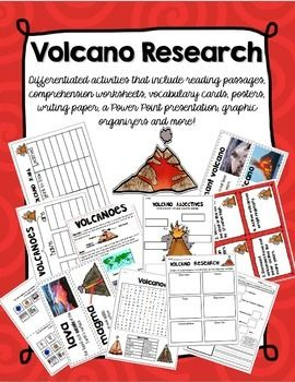 Best writing paper volcano