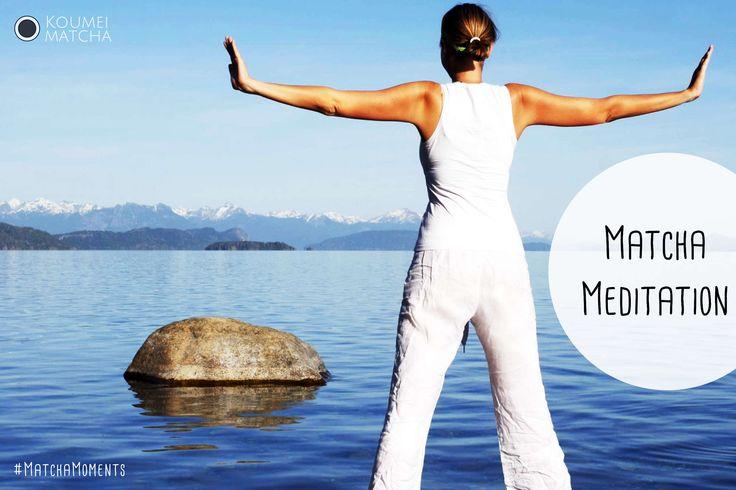 #MatchaMoments von Koumei Matcha, gefunden im Blog: http://www.koumei-matcha.de/blog/ #Matcha #Meditation #GreenTea #GrünerTee #Auszeit