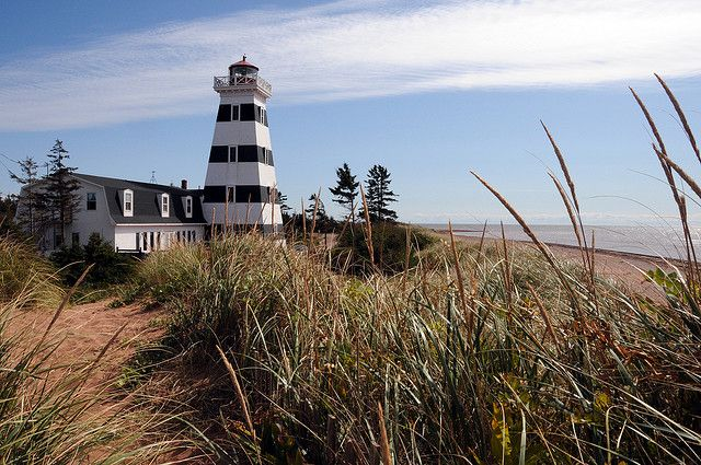 West Point Lighthouse Inn - Prince Edward Island, Canada