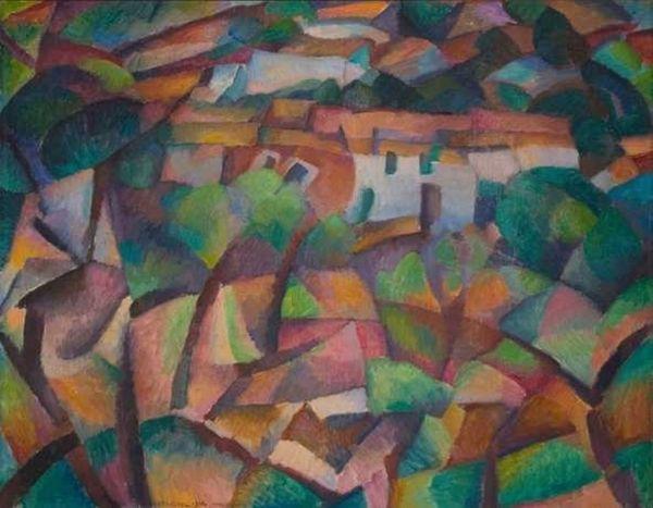 Collectie Online :  Leo Gestel - Mallorca