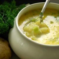 Чесночный суп: иммунитета ради и вкуса для