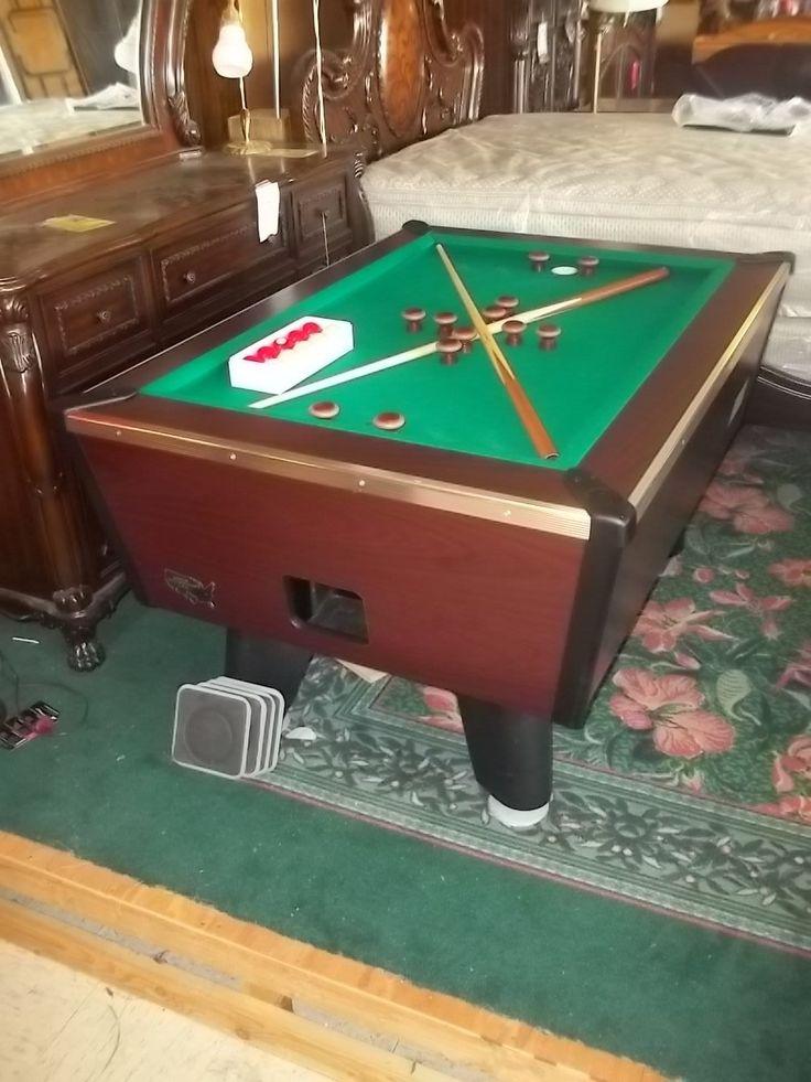 Bumper Pool Table 12228
