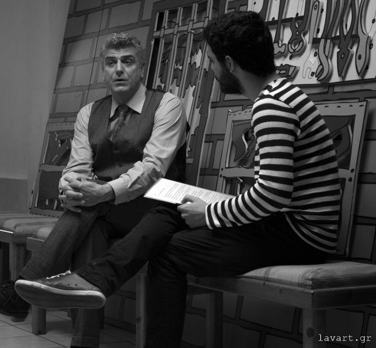 Συνέντευξη με τον Βλαδίμηρο Κυριακίδη - Συνέντευξη: Δημήτρης Φαργκάνης - Φωτογραφίες: Φίλιππος Τσεμπέρης