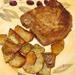 Parmesan Sage Pork Chops Allrecipes.comSage Porkchops, Porkchops Christmas, Yummy Creations, Food, Christmas Thanksgiving, Eating, Chops Allrecipescom, Parmesan Sage, Pork Chops