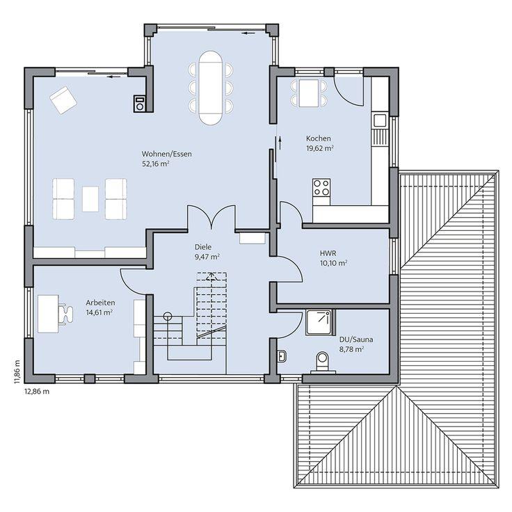 Haus Schönherr – Erdgeschoss