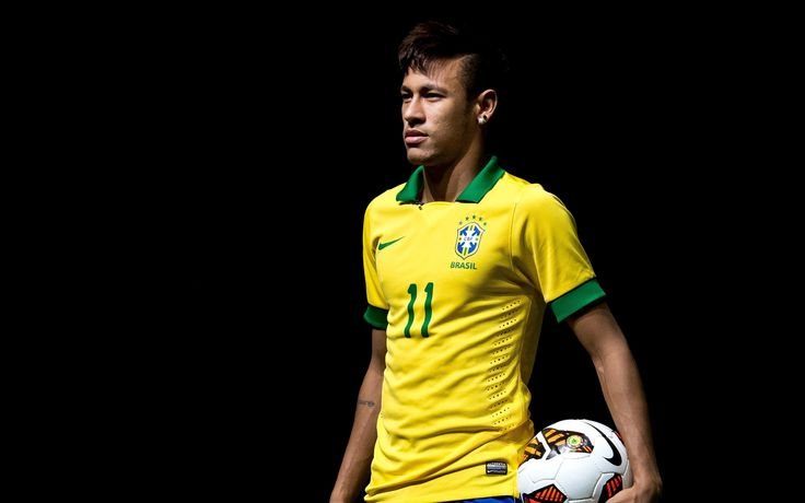 Neymar Football World Cup 2014