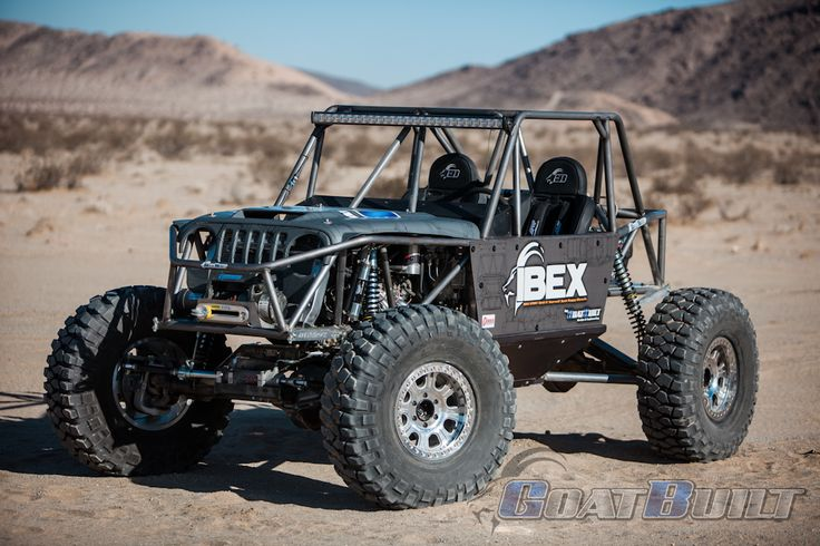 Goat Built – Manufacture of the IBEX weld it yourself Rock Crawler Chassis