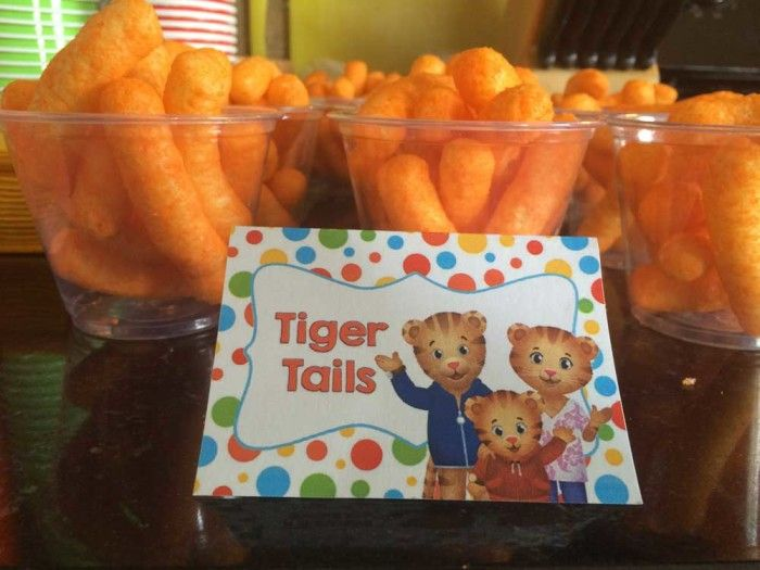 Best 25 Daniel Tiger Birthday Ideas Only On Pinterest