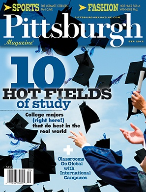 Pittsburgh Magazine September 2012 - 10 Hot Fields of Study #Pittsburgh #College #Education