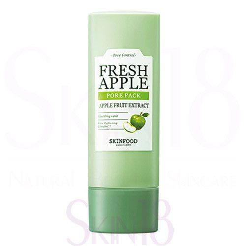 Skinfood Fresh Apple Pore Pack (Wash-Off)