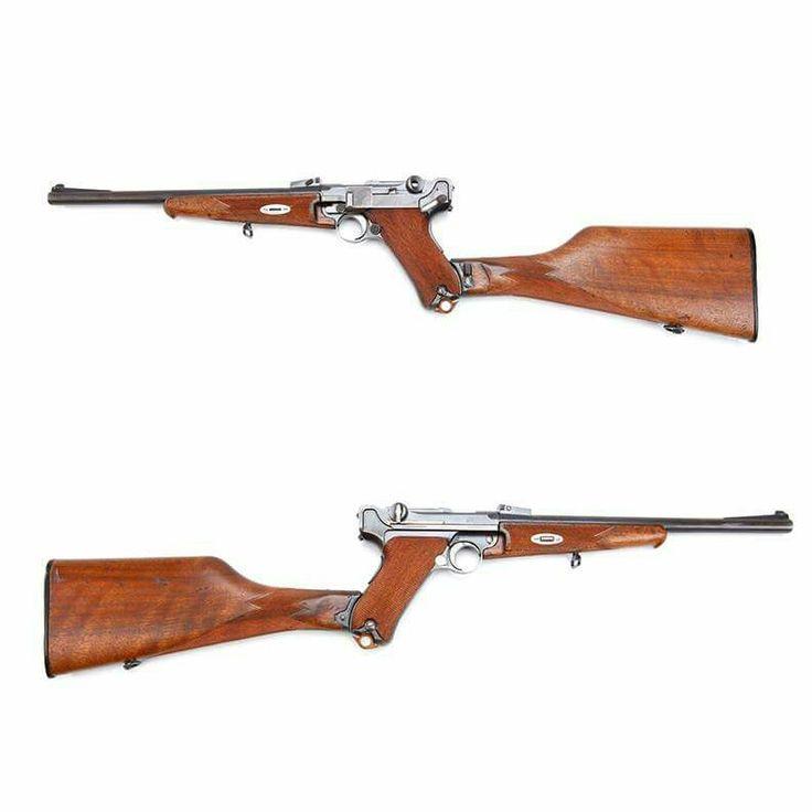 Luger model M1902 .30 Carbine