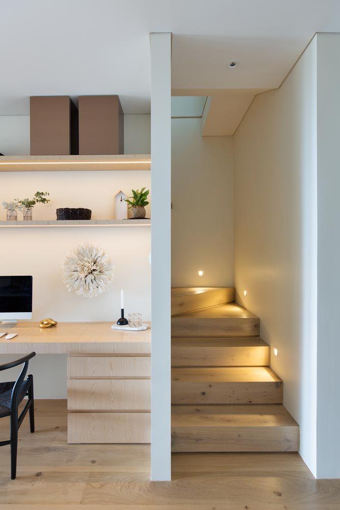 Alexandra Kidd Design Quirk Street Project Stairway