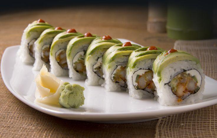 Tame that monster appetite with the Godzilla roll. #godzilla #sushi_zushi #yummy